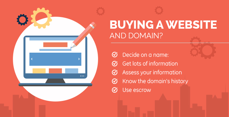 how to buy a website domain with google